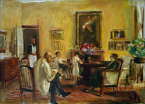 Max Liebermann, Familie / Gem.1926 by AKG  Images