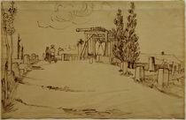 V.v.Gogh, Die Bruecke von Langlois von AKG  Images