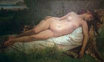 A.Feuerbach, Ruhende Nymphe von AKG  Images