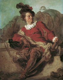 Richard de Saint-Non / Gem.v.Fragonard von AKG  Images