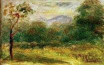 A.Renoir, Landschaft in Suedfrankreich von AKG  Images