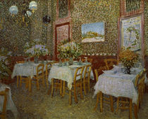 V.van Gogh, Inneres eines Restaurants by AKG  Images