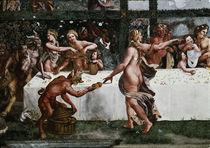 Giulio Romano/ Satyrn und Maenaden/ 1526 von AKG  Images