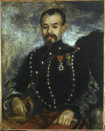 A.Renoir/ Capitaine Darras/ 1871 von AKG  Images