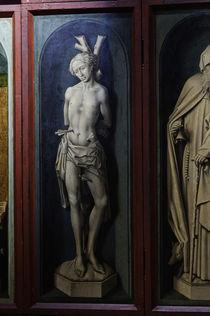 R.van der Weyden, Hl.Sebastian von AKG  Images