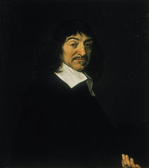 Rene Descartes / F.Hals by AKG  Images
