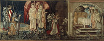 Erlangung des Grals / Burne Jones by AKG  Images