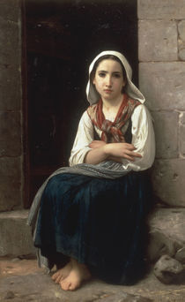 W.A.Bouguereau, Yvonette by AKG  Images