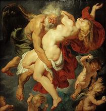 P.P.Rubens, Boreas entfuehrt Oreithyia by AKG  Images
