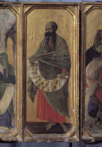 Duccio, Prophet Malachias by AKG  Images