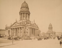 Berlin, Deutscher Dom / Foto 1900 by AKG  Images