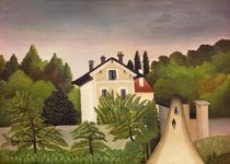 H.Rousseau, Landschaft an Ufern der Oise by AKG  Images