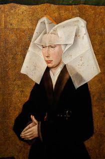 R.van der Weyden, Stifterbild Frau Rolin by AKG  Images