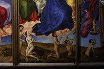 R.v.d. Weyden, Auferstehende, Selige von AKG  Images