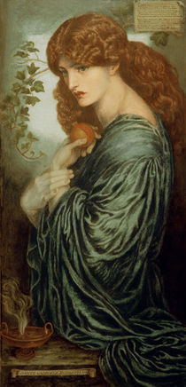 Dante Gabriel Rossetti, Proserpina by AKG  Images
