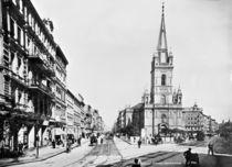 Jerusalemer Kirche/Foto/Levy um 1900 by AKG  Images