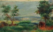 A.Renoir, Landschaft by AKG  Images