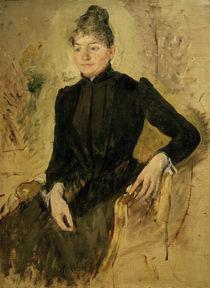 M.Cassatt, Portraet einer Frau von AKG  Images