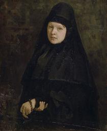 I.Repin, Die Nonne von AKG  Images