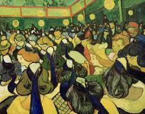 Vincent van Gogh, Der Tanzsaal by AKG  Images