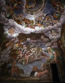 Giulio Romano, Gigantensturz von AKG  Images