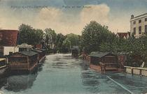 Fuerstenfeldbruck, Amper / Postkarte von AKG  Images