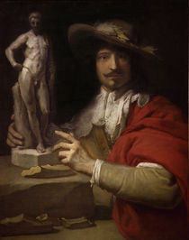 Nicolas Le Brun, Gem. v.Charles Le Brun by AKG  Images