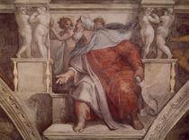Michelangelo, Hesekiel von AKG  Images