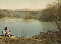 Jordan / Photochrom um 1900 von AKG  Images