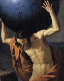 Guercino, Atlas von AKG  Images