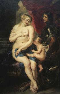 P.P.Rubens, Venus, Mars und Amor von AKG  Images