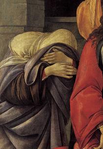 S.Botticelli, Beweinung, Ausschnitt by AKG  Images
