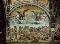 L.Signorelli, Auferstehung Fleisches by AKG  Images