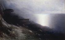 I.K.Aiwasowski, Mondnacht an der Kueste.. von AKG  Images
