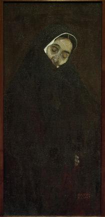 G.Klimt, Alte Frau by AKG  Images