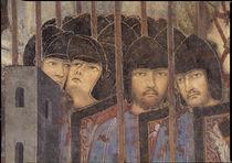 A.Lorenzetti, Soldaten mit Lanzen von AKG  Images