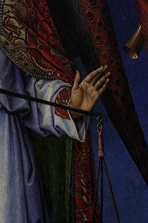R. van der Weyden, Erzengel Michael Hand by AKG  Images