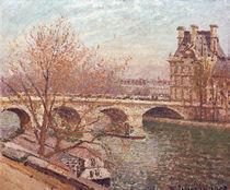 C.Pissarro, Pont Royal u.Pavillon de Fl. by AKG  Images