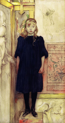 Carl Larsson, Suzanne by AKG  Images