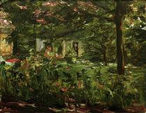 M.Liebermann, Der Nutzgarten nach Osten von AKG  Images
