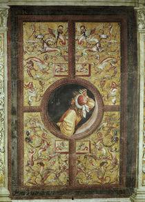 Empedkoles, Fresko v. Luca Signorelli von AKG  Images