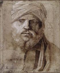 Giovanni Bellini/ Mann mit Turban von AKG  Images