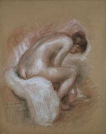 Auguste Renoir, Die Toilette by AKG  Images