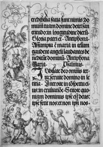 Duerer, Gebetbuch Kaiser Maximilians von AKG  Images