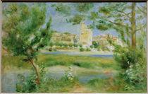 A.Renoir, Villeneuve les Avignon von AKG  Images