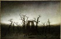 C.D.Friedrich, Abtei im Eichwald/1809-10 von AKG  Images