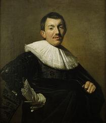 Frans Hals, Maennliches Bildnis by AKG  Images
