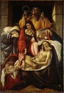 S.Botticelli, Beweinung Christi von AKG  Images
