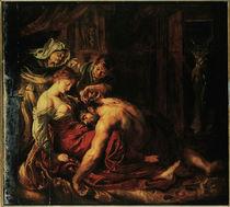 P.P.Rubens, Samson und Delila von AKG  Images
