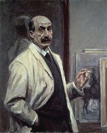 Max Liebermann, Selbstbildnis, 1909/10 by AKG  Images